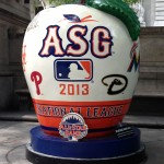 "All Star Game ""Big Apples"" found around NYC"